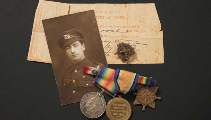Great War Memorabilia